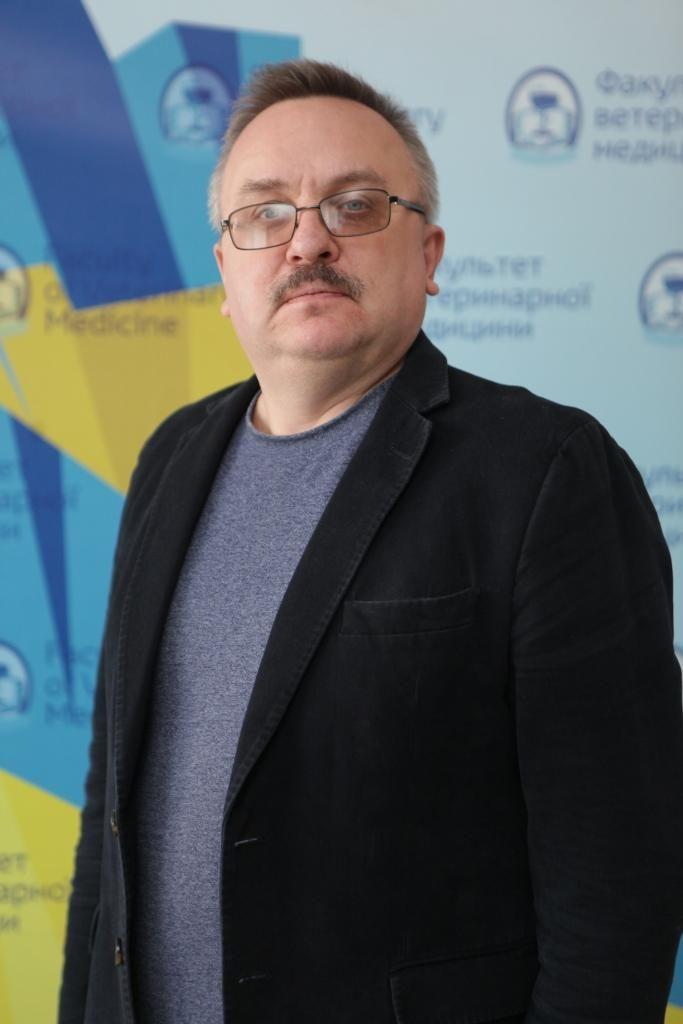 Калашник Олександр Миколайович, заступник декана з маркетингу та профорієнтаційної роботи