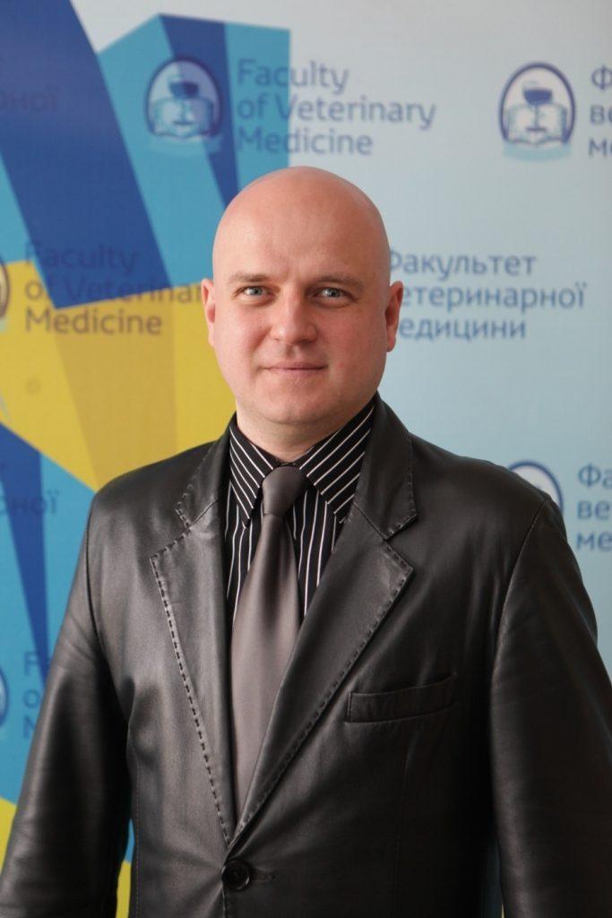 Мусієнко Юрій Володимирович, заступник декана з організаційної та виховної роботи