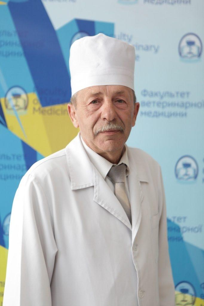 Стоцький Олександр Григорович, заступник декана з навчальної роботи