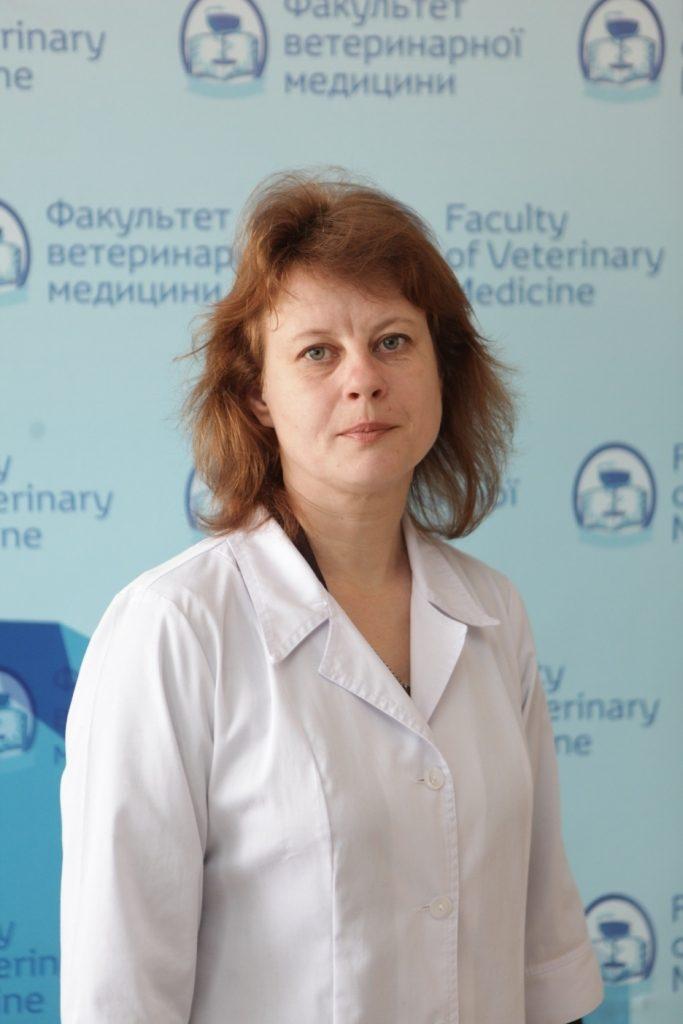 Шкромада Оксана Іванівна, заступник декана з наукової роботи