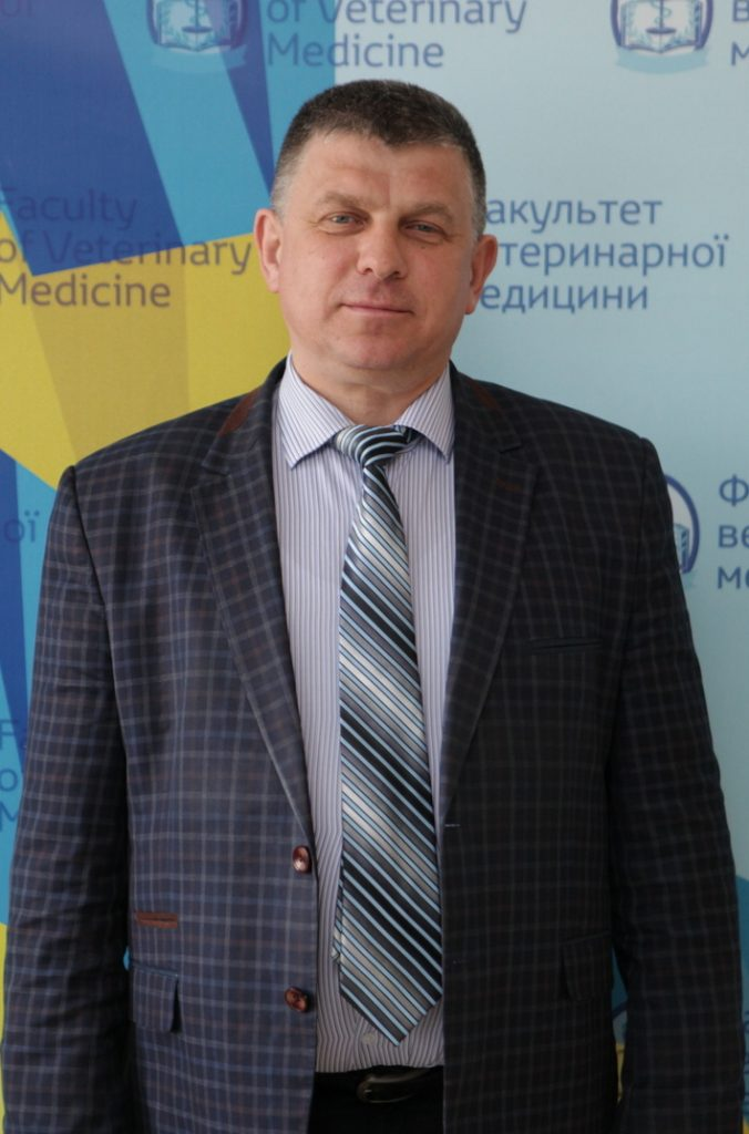 Декан факультету Нечипоренко Олександр Леонідович